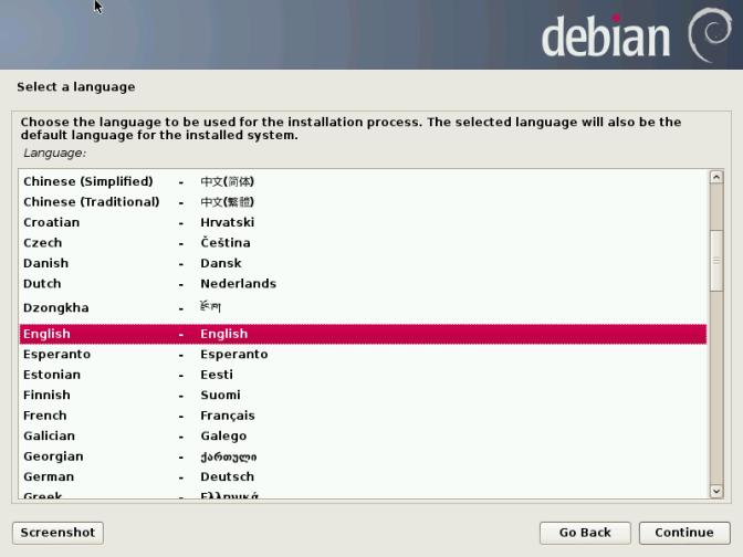 DebianInstall2