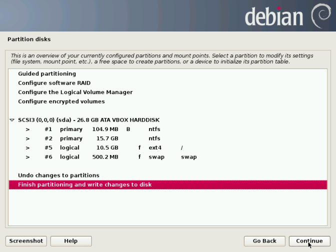 DebianInstall5