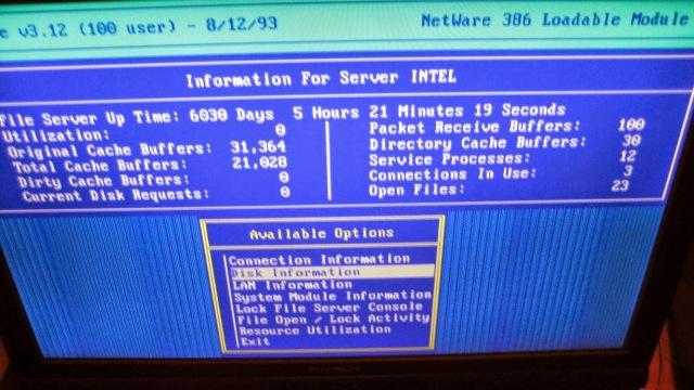 intel-server-uptime