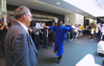 These employees really do love their boss: watch their amazing final farewell tohim