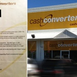 'He was a right c***': Cash Converters win at referenceletters