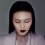 This Real-Time Projected CGI Makeup Is Beautiful And Terrifying