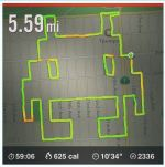 Female runner uses Nike+ to draw incredible pictures of penises and aliens