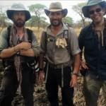'I saw him take his last breath': Walking The Nile shows last moments of journalist MattPower
