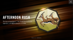 Beating the rush:)