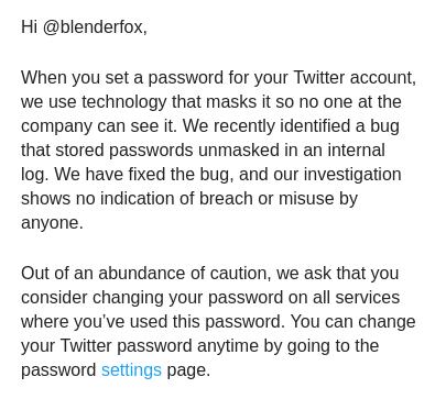 Security « Blender Fox